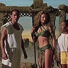 Amy Jo Johnson, Karan Ashley, Steve Cardenas, Gabrielle Fitzpatrick, and Jason David Frank in Mighty Morphin Power Rangers: The Movie (1995)