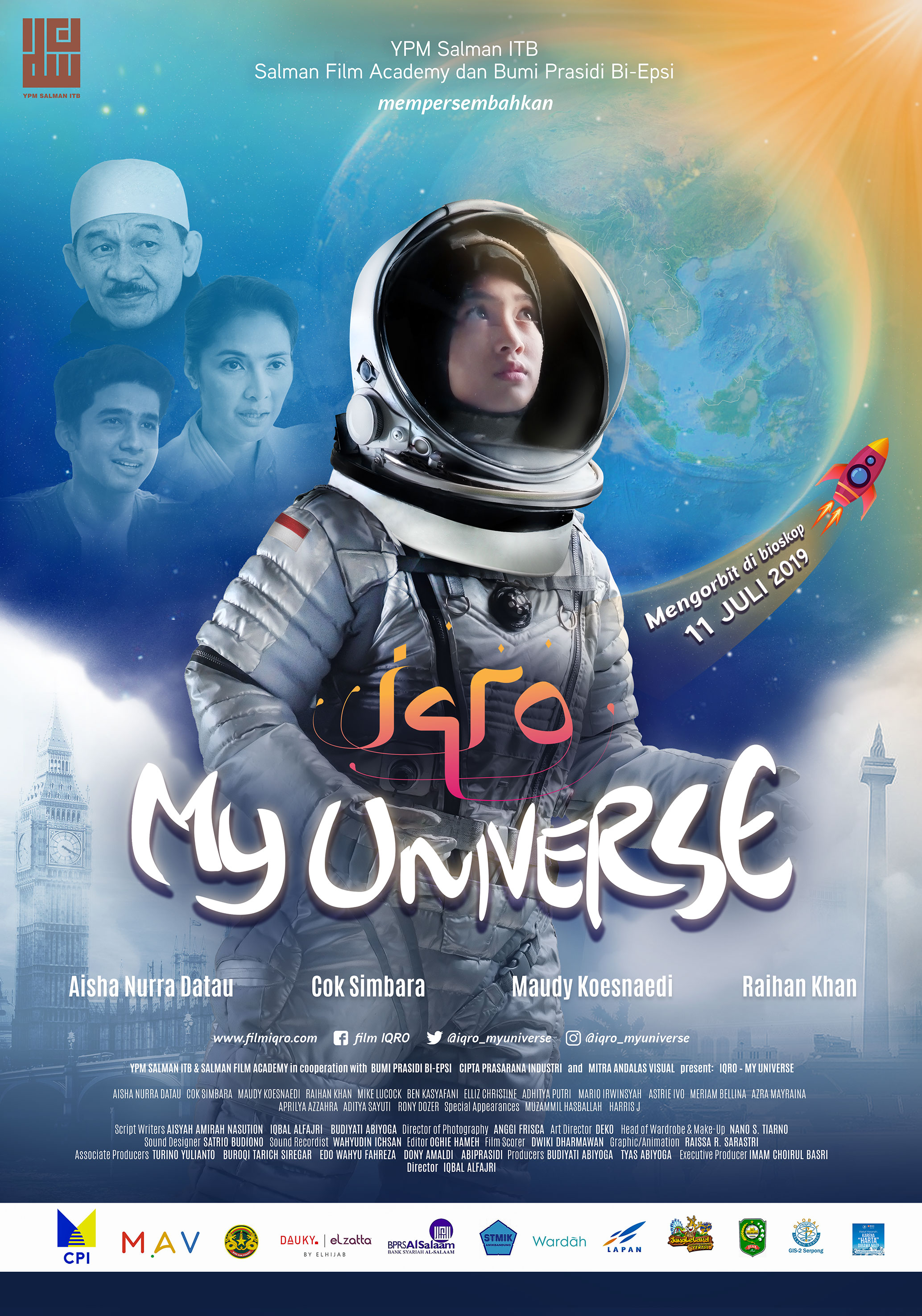 Iqro: My Universe (2019)