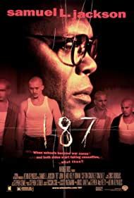 Samuel L. Jackson and Clifton Collins Jr. in One Eight Seven (1997)