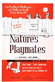 Nature's Playmates Poster
