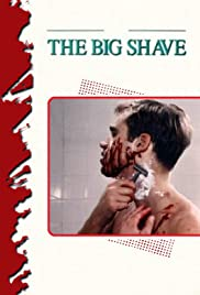The Big Shave Poster