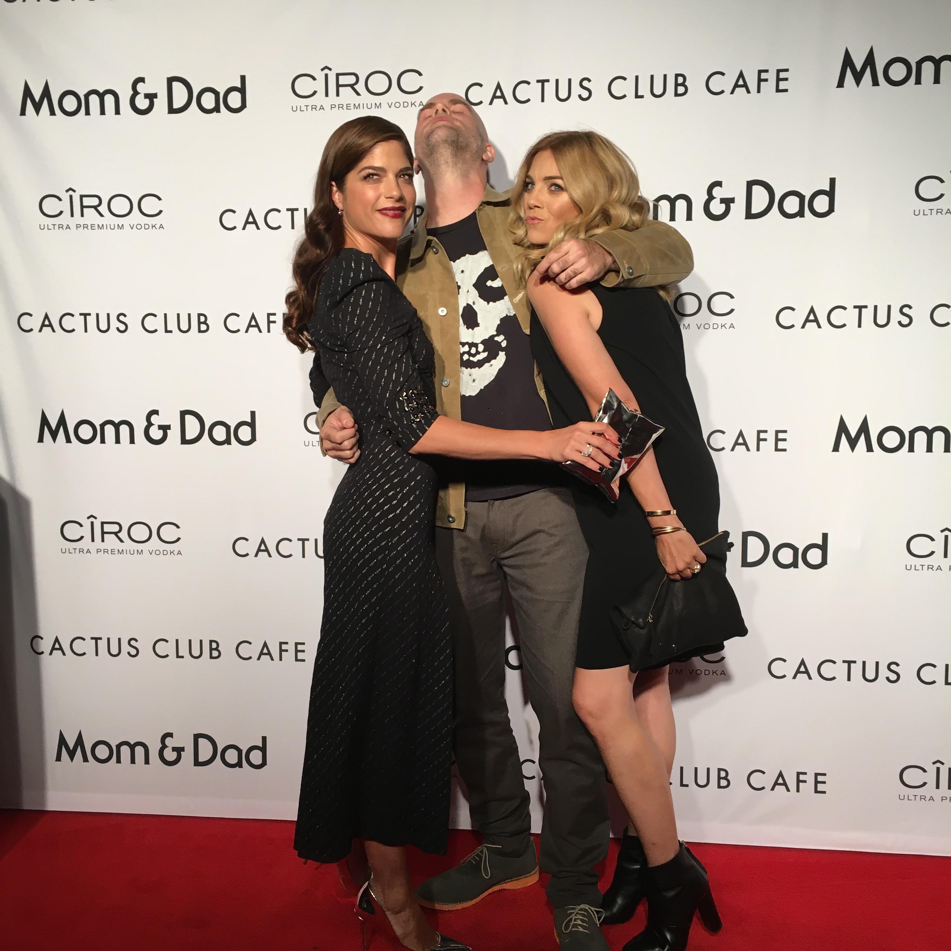 TIFF2017 Mom and Dad Premiere  Selma Blair, Brian Taylor, Samantha Lemole