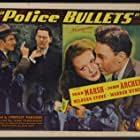 John Archer, Warren Hymer, and Joan Marsh in Police Bullets (1942)