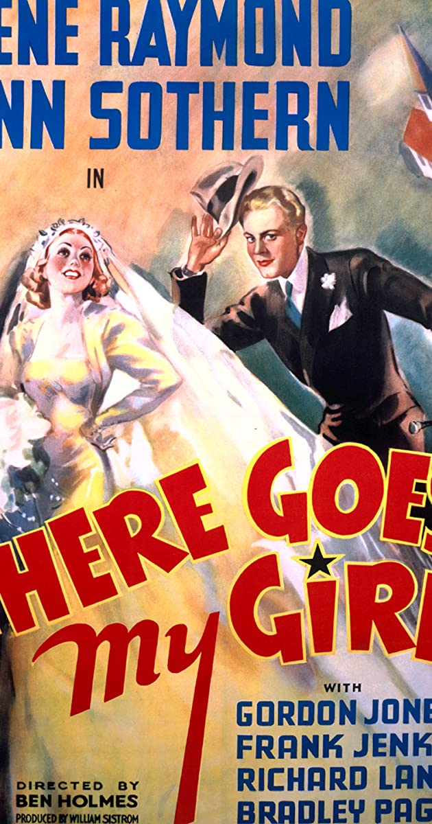 There Goes My Girl 1937 Imdb