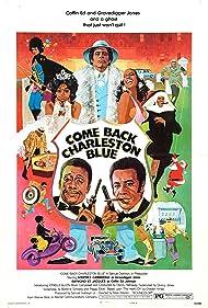 Come Back Charleston Blue (1973) Poster - Movie Forum, Cast, Reviews