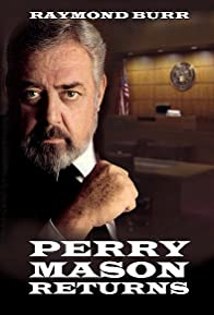 Primary photo for Perry Mason Returns