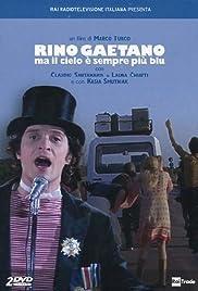 Rino Gaetano - Ma il cielo è sempre più blu Poster