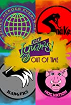 Go Iguanas! Out of Time