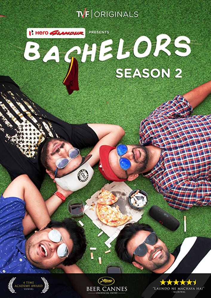 TVF Bachelors S02 2019 Hindi Complete Full Web Series 300MB HDRip Download