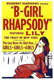 'B' Girl Rhapsody Poster