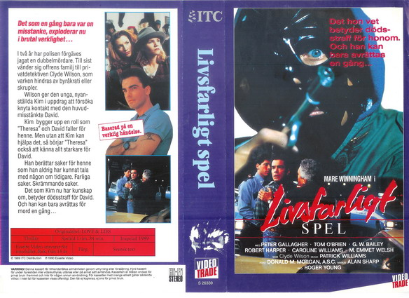 Love and Lies (1990)