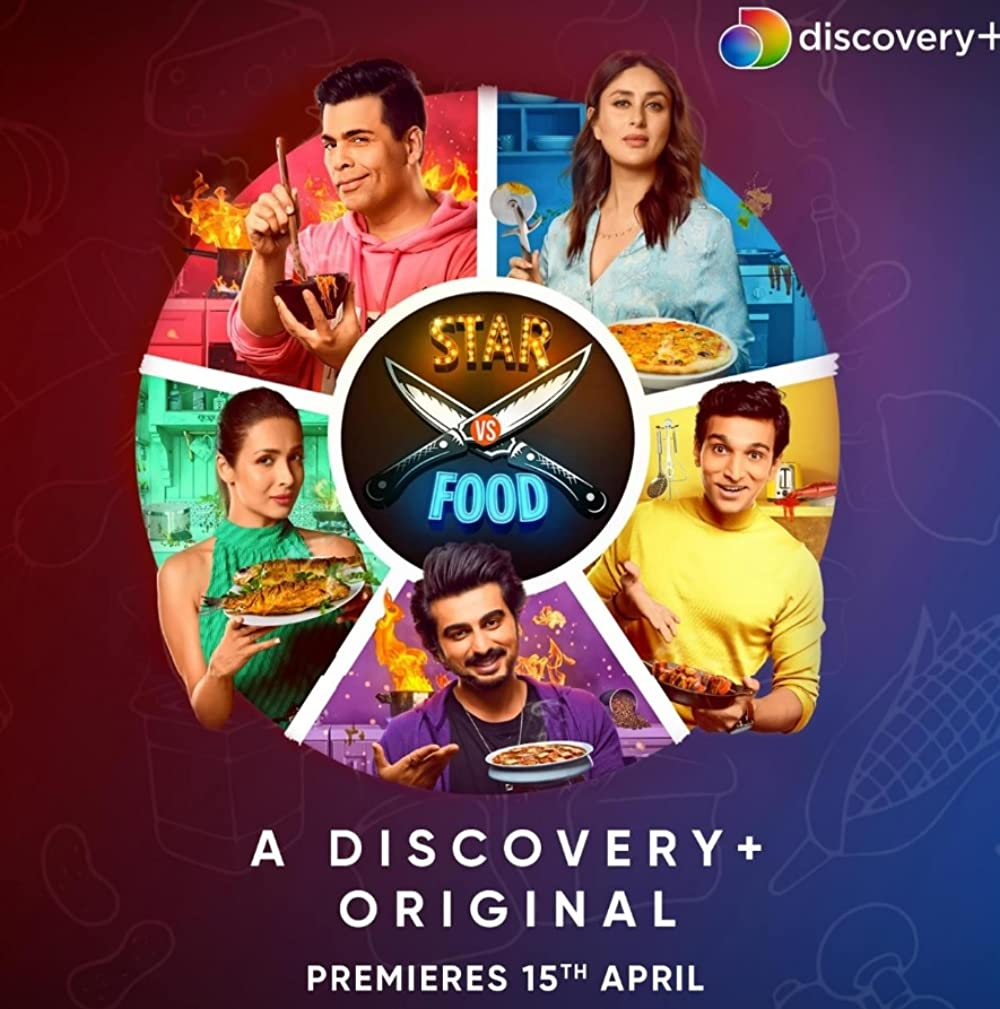 Star Vs Food 2021 S01EP01 Hindi Dual Audio 720p DSCV HDRip 180MB Download