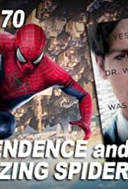 Transcendence and the Amazing Spider-Man 2 Poster