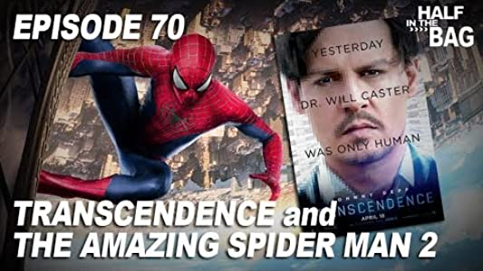Best site for downloading latest hollywood movies Transcendence and the Amazing Spider-Man 2 by [Mp4]