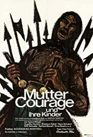 Mother Courage and Her Children Poster