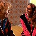 Deborah Hedwall and Lee Taylor-Allan in Alone in the Dark (1982)