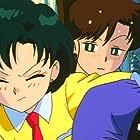 Aya Hisakawa, Emi Shinohara, Kate Higgins, and Amanda Céline Miller in Gekijô-ban - Bishôjo senshi Sêrâ Mûn R (1993)