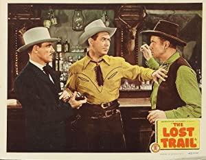 Lambert Hillyer The Lost Trail Movie