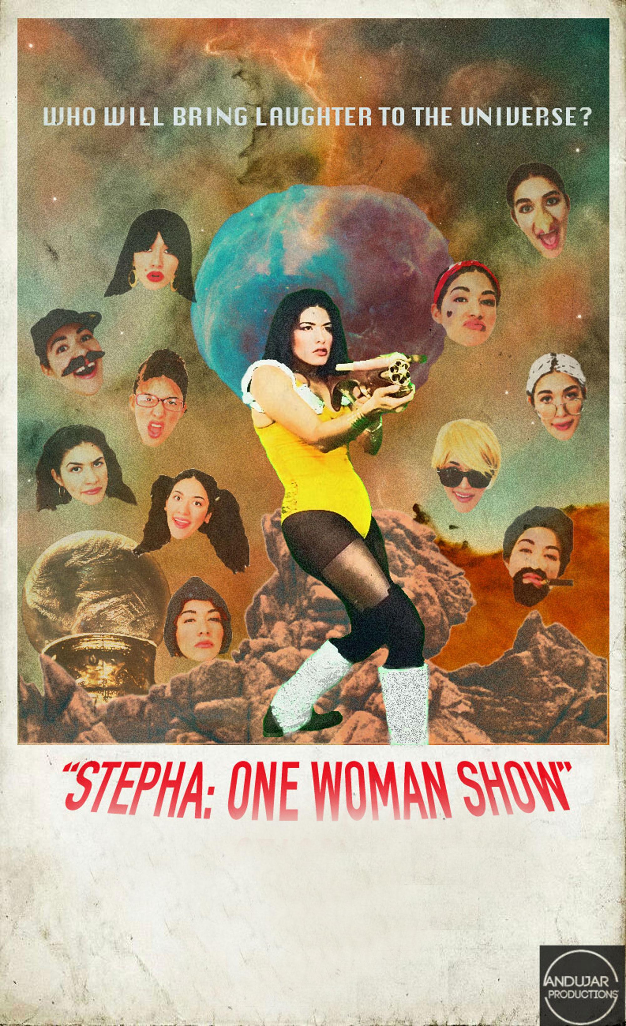 Stephanie Andujar in StephA: One Woman Show (2016)