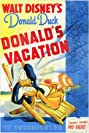 Donald's Vacation (1940) Poster