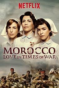 Alicia Borrachero, Verónica Sánchez, and Alicia Rubio in Tiempos de guerra (2017)