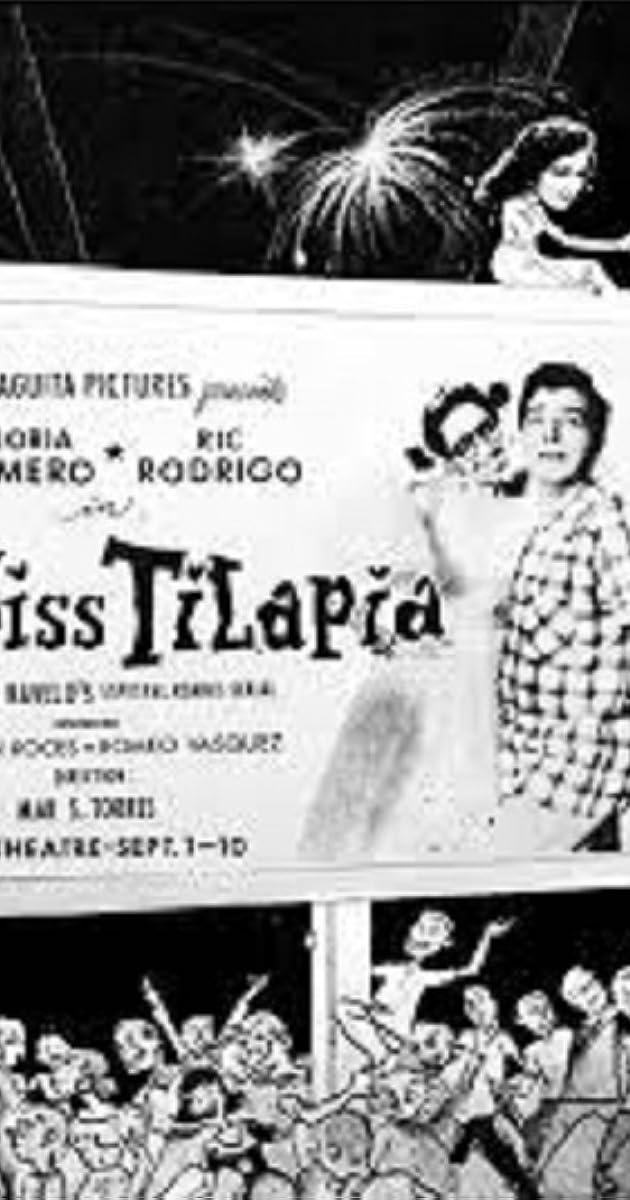 Miss Tilapia (1956) - Trivia - IMDb