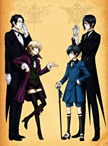 Movie downloads free legal Kuroshitsuji II [WEBRip]