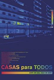 Casas Para Todos Poster
