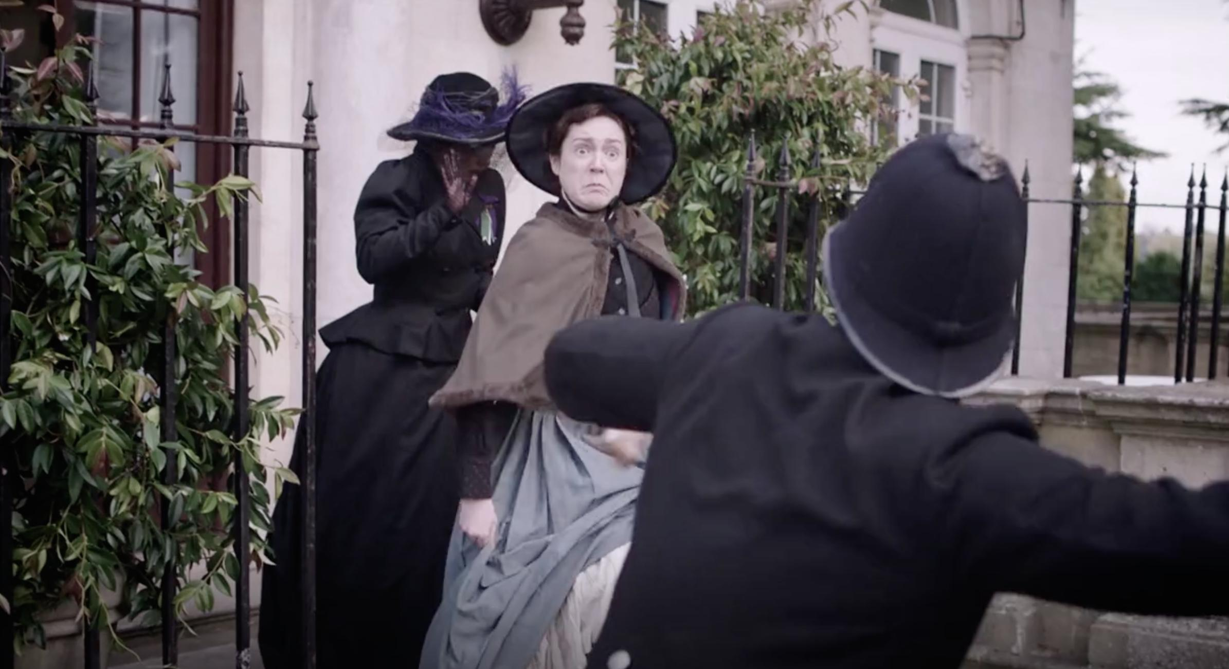 Emma Sidi in Drunk History: UK (2015)