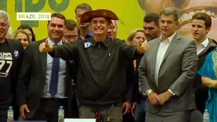 Jair Bolsonaro in The Social Dilemma (2020)
