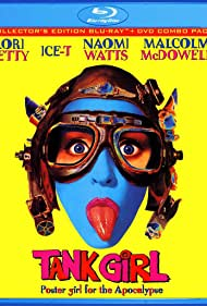 Creative Chaos: Designing the World of Tank Girl (2013)