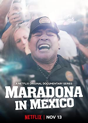 Where to stream Maradona in Mexico