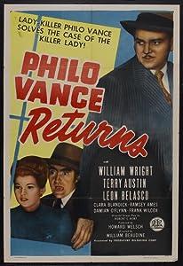 New movie promo free download Philo Vance Returns by James P. Hogan [hd720p]