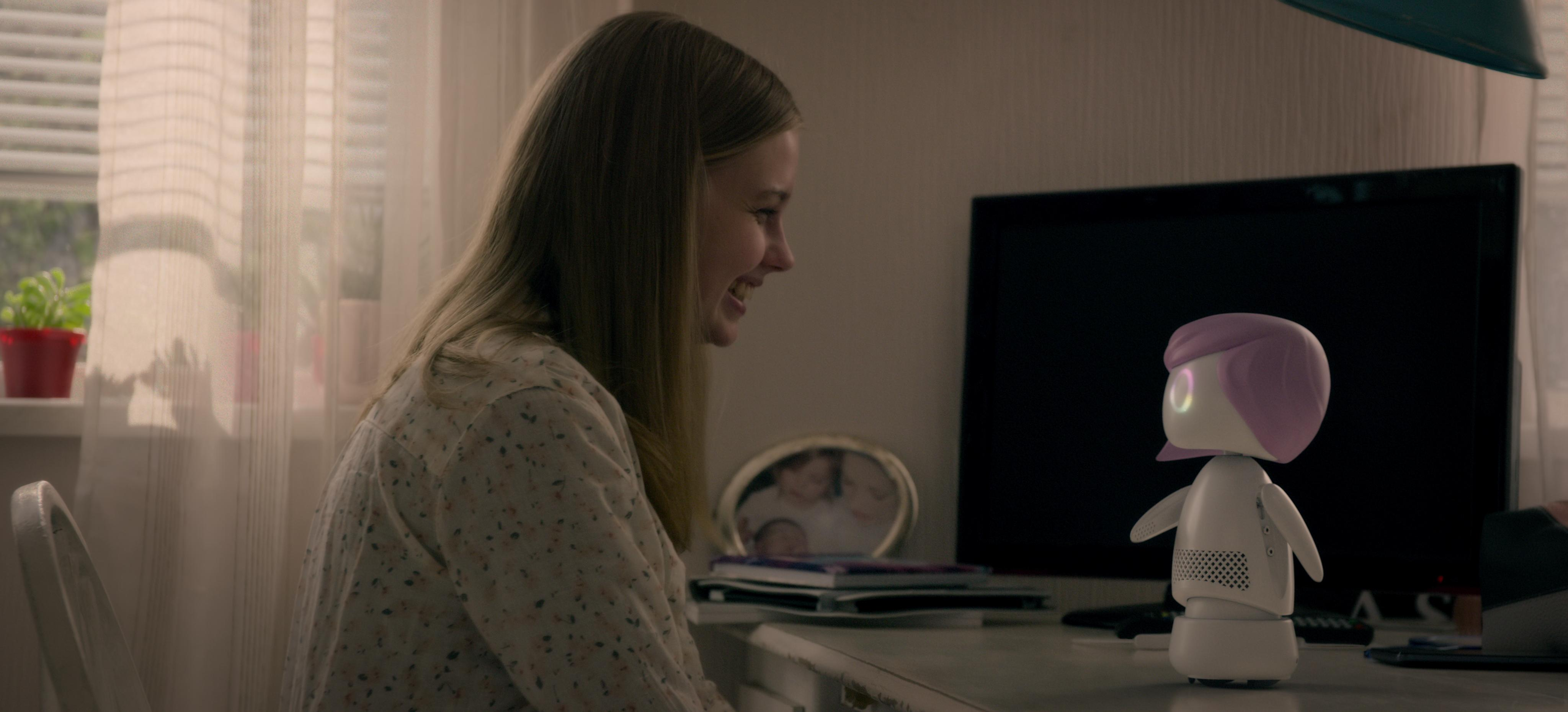 Angourie Rice in Black Mirror (2011)