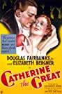 The Rise of Catherine the Great (1934) Poster