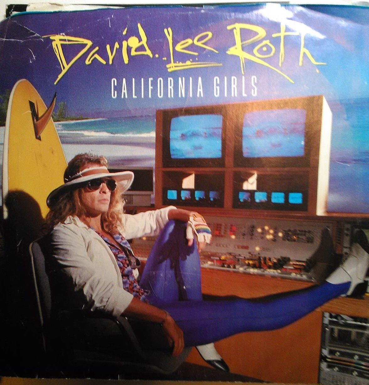 David Lee Roth California Girls Video 1985 Imdb