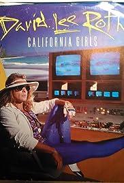 David Lee Roth: California Girls Poster