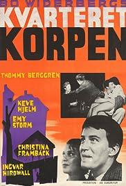 Kvarteret Korpen(1963) Poster - Movie Forum, Cast, Reviews