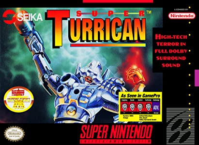 Movie digital downloads Super Turrican [FullHD]