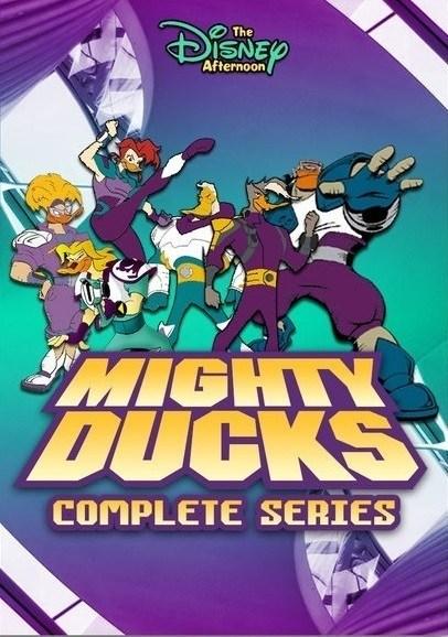 Mighty Ducks (1996)