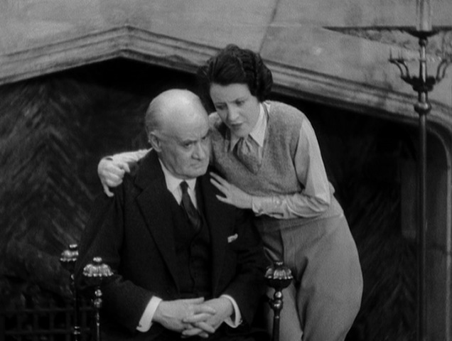 Jill Esmond and C.V. France in The Skin Game (1931)