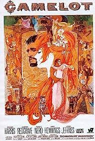 Camelot (1967) Poster - Movie Forum, Cast, Reviews