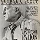 Eva Marie Saint and George C. Scott in The Last Days of Patton (1986)