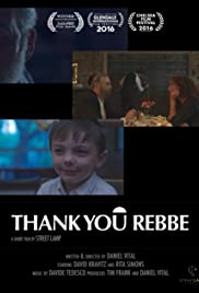 Thank You Rebbe Poster