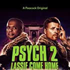 Dulé Hill and James Roday Rodriguez in Psych 2: Lassie Come Home (2020)