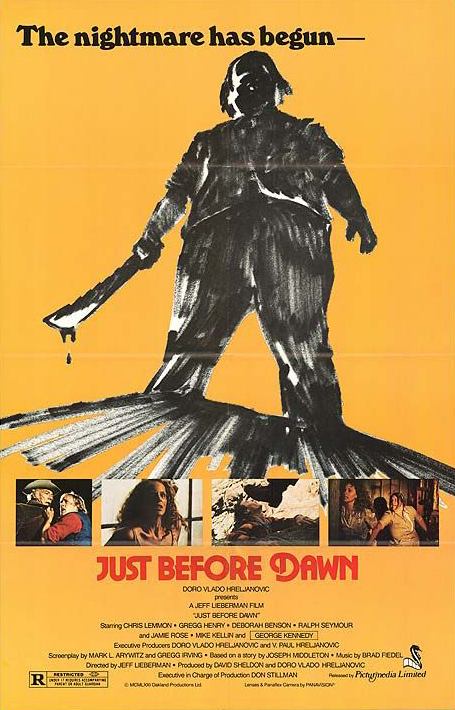 Just Before Dawn (1981)