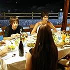 Cansel Elcin, Basak Köklükaya, Ece Eksi, and Bora Akkas in Küçük Kiyamet (2006)