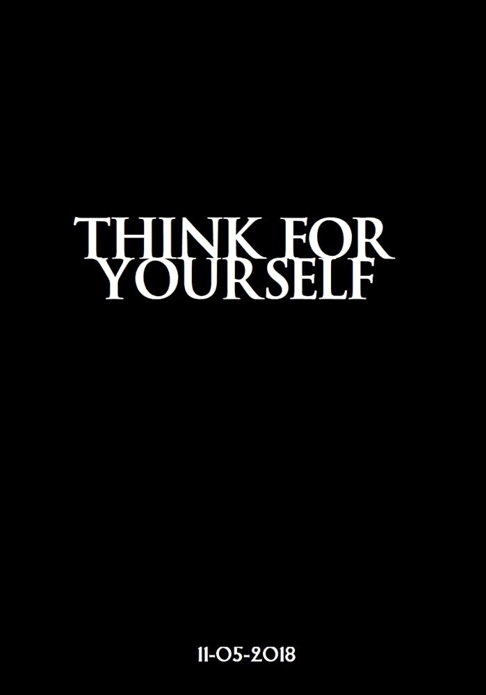 think for (oneself)