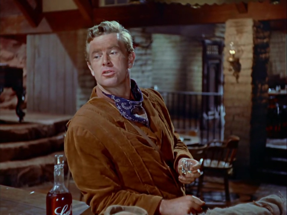Sterling Hayden en Johnny Guitar