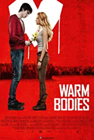 Nicholas Hoult and Teresa Palmer in Warm Bodies (2013)